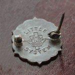 画像4: USAヴィンテージピンバッジ銅|キリスト教聖品PRESBYTERIAN教会日曜学校メンバーブローチ (4)