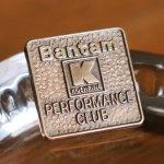 画像1: USAヴィンテージKoehring Bantamピンバッジ銅ブロンズJOSTENS|インダストリアル工業系重機アンティークピンズ (1)