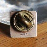 画像4: USAヴィンテージKoehring Bantamピンバッジ銅ブロンズJOSTENS|インダストリアル工業系重機アンティークピンズ (4)