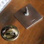 画像6: USAヴィンテージKoehring Bantamピンバッジ銅ブロンズJOSTENS|インダストリアル工業系重機アンティークピンズ (6)