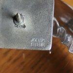 画像9: USAヴィンテージKoehring BantamピンバッジJOSTENS STERLING|インダストリアル工業系重機アンティークピンズ (9)