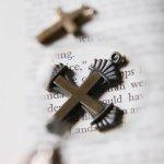アンティークジュエリークロス十字架|USAヴィンテージ