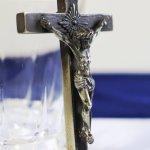 フランスヴィンテージイエスキリストの磔刑十字架クロス|アンティーク