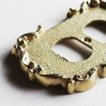 アンティーク建築金物真鍮製照明関連|アメリカンタイプブラスコンセントカバープレート