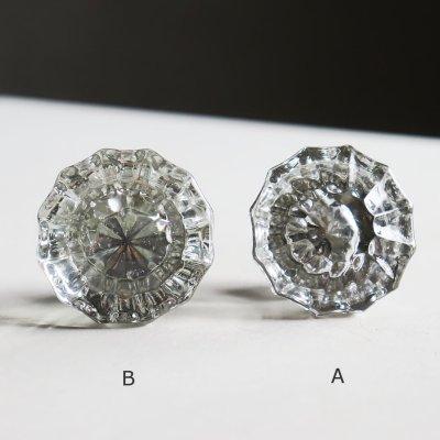 画像3: アンティークガラス製ドアノブC|USAヴィンテージ硝子ノブドアハンドル取手
