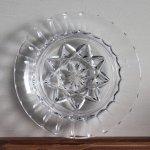 アンティークキッチン雑貨|ガラス製チーズドーム・バターディッシュ・ケーキドーム