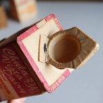 USAヴィンテージホイップクリーム空箱Chula Vista Dairy|アンティークキッチン雑貨