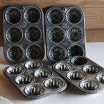 イギリスヴィンテージTalaミニマフィンモールドSサイズ|英国アンティークキッチン雑貨