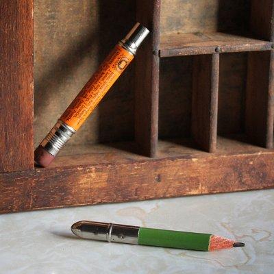 画像2: USAアメリカヴィンテージバレットペンシル|弾丸型アドバタイジング鉛筆BOOK OF THE BIBLE