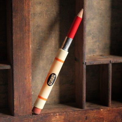 画像2: USAアメリカヴィンテージバレットペンシル|弾丸型アドバタイジング鉛筆 DAVCO Nitrogen Solutions