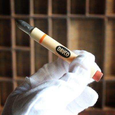 画像3: USAアメリカヴィンテージバレットペンシル|弾丸型アドバタイジング鉛筆 DAVCO Nitrogen Solutions