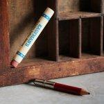 画像4: USAアメリカヴィンテージバレットペンシル|弾丸型アドバタイジング鉛筆 KAUFMAN'S・Exclusive Ladies Apparel (4)