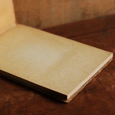 画像3: USAアメリカヴィンテージミラーノートブックMIRRO-MEMO BOOK騙し絵&鏡付メモ帳|アンティーク珍品