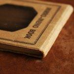 画像5: USAアメリカヴィンテージミラーノートブックMIRRO-MEMO BOOK騙し絵&鏡付メモ帳|アンティーク珍品 (5)