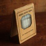 画像6: USAアメリカヴィンテージミラーノートブックMIRRO-MEMO BOOK騙し絵&鏡付メモ帳|アンティーク珍品 (6)