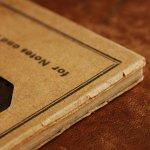 画像8: USAアメリカヴィンテージミラーノートブックMIRRO-MEMO BOOK騙し絵&鏡付メモ帳|アンティーク珍品 (8)