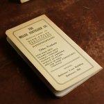 画像12: USAヴィンテージ紙ものメモ帳1930年代2冊組|カレンダー付ノートブックMILLER FERTILIZER (12)