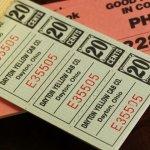 画像8: USAヴィンテージ紙ものクーポンチケットブック1960年代|タクシーYellow Cab DAYTON,OHIO (8)