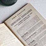 画像9: USAアンティーク紙ものノートブックレット1887年|Pierce's医療と健康の覚書帳簿 (9)