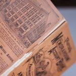 画像5: USAアンティーク紙ものノートブックレット1887年|Pierce's医療と健康の覚書帳簿 (5)