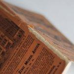 画像7: USAアンティーク紙ものノートブックレット1887年|Pierce's医療と健康の覚書帳簿 (7)