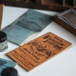 画像16: USAアンティーク紙ものノートブックレット1887年|Pierce's医療と健康の覚書帳簿 (16)