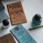 画像18: USAアンティーク紙ものノートブックレット1887年|Pierce's医療と健康の覚書帳簿 (18)