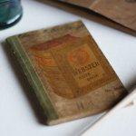 画像2: USAヴィンテージ紙ものメモ帳ノートブック|WEBSTER dictionary note book (2)