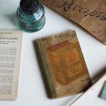 画像3: USAヴィンテージ紙ものメモ帳ノートブック|WEBSTER dictionary note book (3)