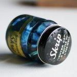 画像9: USAヴィンテージガラスインクボトル2oz|sheaffer skrip ink bottleガラス瓶RC-35 (9)
