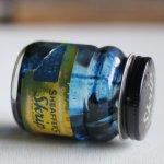 画像10: USAヴィンテージガラスインクボトル2oz|sheaffer skrip ink bottleガラス瓶RC-35 (10)