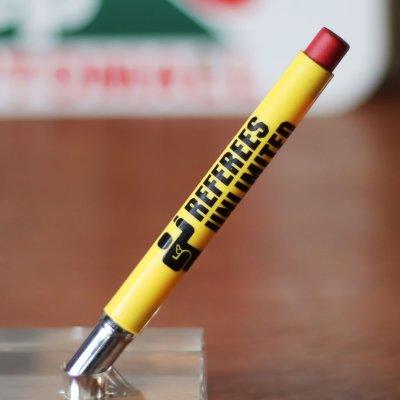 画像1: バレットペンシル弾丸型アドバタイジング鉛筆|USAアメリカン雑貨REFEREES UNLIMITED