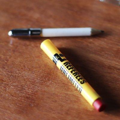 画像3: バレットペンシル弾丸型アドバタイジング鉛筆|USAアメリカン雑貨REFEREES UNLIMITED