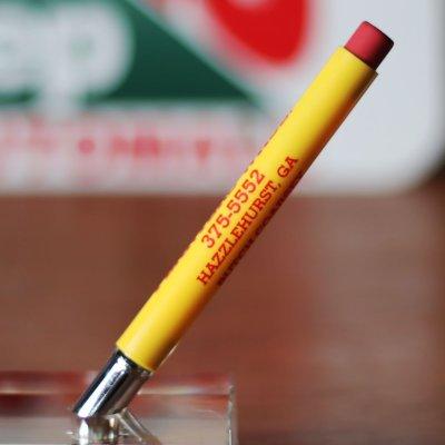 画像2: バレットペンシル弾丸型アドバタイジング鉛筆|USAアメリカン雑貨PLANTERS WHSE.