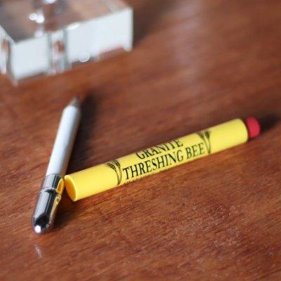 画像3: バレットペンシル弾丸型アドバタイジング鉛筆|USAアメリカン雑貨Granite Threshing Bee