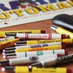 バレットペンシル弾丸鉛筆|Bullet Pencilアメリカン雑貨・聖書