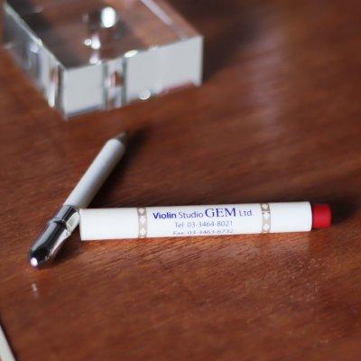 画像3: バレットペンシル弾丸型アドバタイジング鉛筆|USAアメリカン雑貨Violin Studio GEM Ltd.