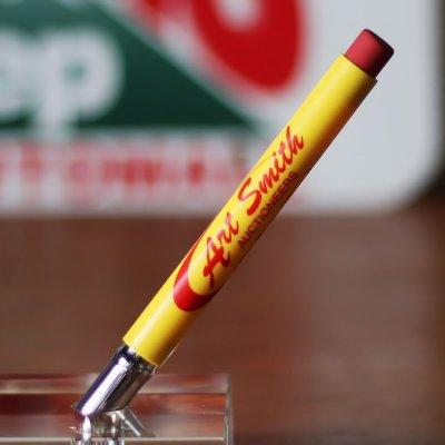 画像1: バレットペンシル弾丸型アドバタイジング鉛筆 USAアメリカン雑貨Art Smith AUCTIONEERS