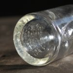 画像5: USAアメリカヴィンテージエジソンバッテリーオイルガラスボトルA|鉄道オートモータース車 (5)