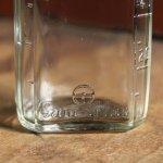画像3: USAヴィンテージBrockway Suni-Glasメディスンボトル|アンティークガラス (3)
