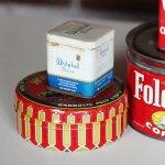 画像13: USAヴィンテージティン缶アドバタイジング|WATKINS PETRO-CARBO-SALVE薬 (13)