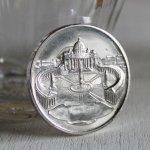 画像3: バチカン市国ヨハネ・パウロ2世ポケットトークン硬貨コイン|サンピエトロ大聖堂メダル (3)