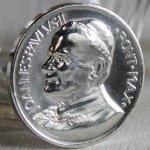 画像7: バチカン市国ヨハネ・パウロ2世ポケットトークン硬貨コイン|サンピエトロ大聖堂メダル (7)