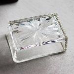 画像5: アメリカヴィンテージカットグラスガラストレイ|アンティーク小物入れ小皿 (5)