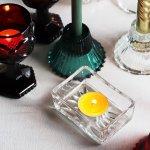 画像7: アメリカヴィンテージカットグラスガラストレイ|アンティーク小物入れ小皿 (7)