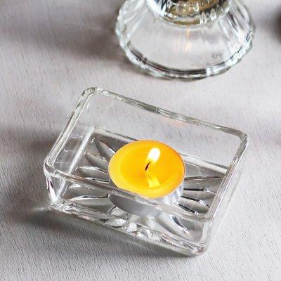 画像3: アメリカヴィンテージカットグラスガラストレイ|アンティーク小物入れ小皿