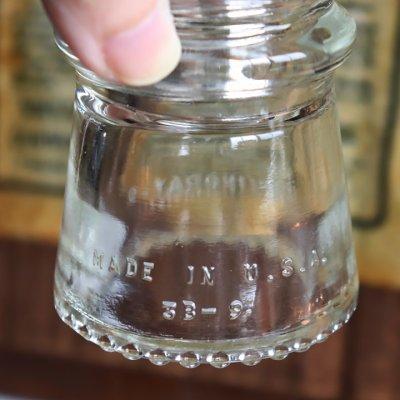 画像3: アメリカヴィンテージガラスインシュレーターHEMINGRAY|アンティークアンティークインダストリアル碍子