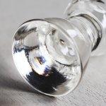 画像5: アメリカヴィンテージクリアカットガラスショットグラス|アンティークエッチング切子 (5)