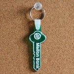 画像3: USAアドバタイジングUSEDキーホルダーメロンバンク銀行|ヴィンテージアメリカン雑貨鍵 (3)