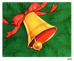 画像4: USAヴィンテージ1940年代紙ものクリスマスカード|Hawthorne-Sommerfieldジングルベルのアンティークカード (4)